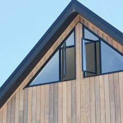 Cedar Vertical shiplap