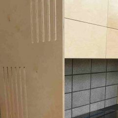 Birch Cabinets