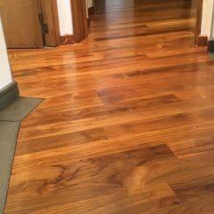 Teak flooring image