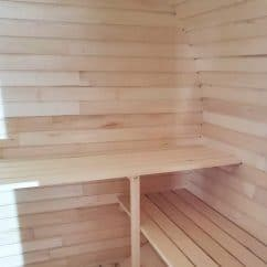 Baltic Spruce panelling