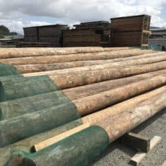Posts for marine use