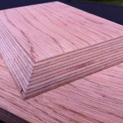 Meranti Marine Plywood sample