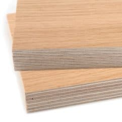 Birch Oak plywood