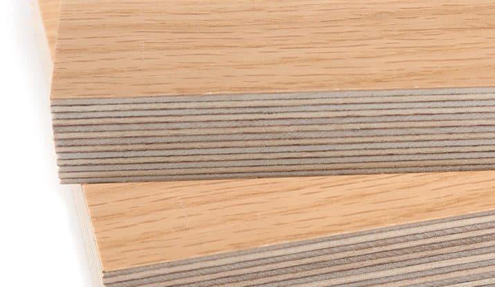 Birch Oak plywood