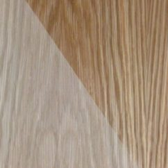 Crown-Oak veneer