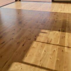 American White Oak Rustic flooring